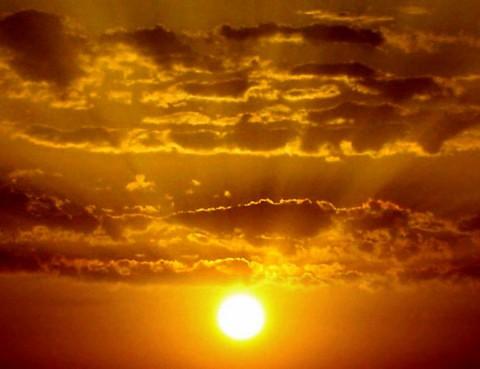 the_golden_sunrise