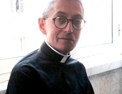 Fr David Lawrence-March